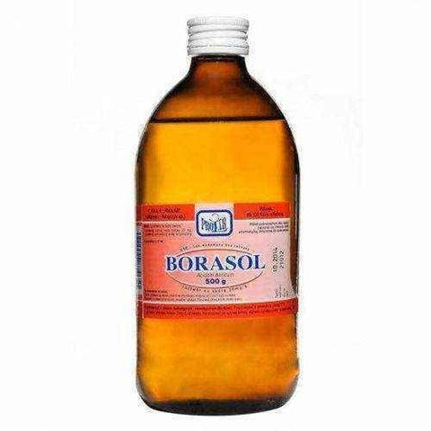 BORASOL - Boric acid 3% 500g UK