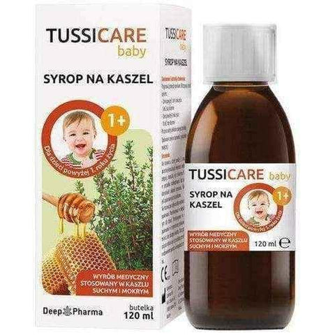 Baby cough syrup TUSSICARE 120ml