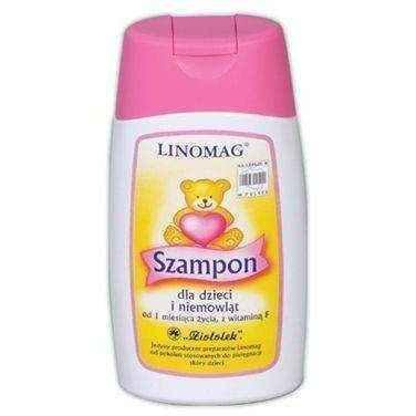 Baby shampoo, LINOMAG 150ml shampoo UK