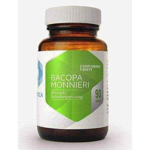 UK Bacopa monnieri x 90 capsules I online shopping