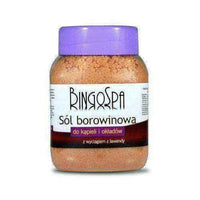 Bath salts BOROWIN and wraps with lavender 1350g, rheumatism, anti cellulite treatment