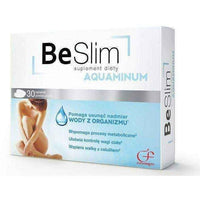 Be Slim AQUAMINUM x 30 tablets, the best way to lose weight.