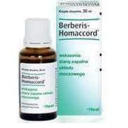 Berberis Homaccord drops 30ml Heel home remedies for uti