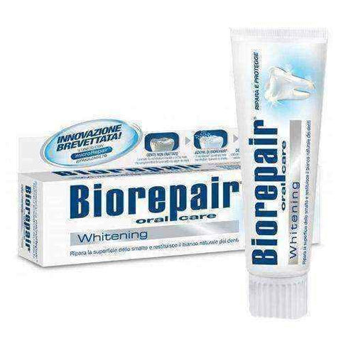 BioRepair Whitening Toothpaste 75ml