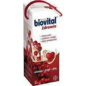 Biovital Health 1000ml, overtired, overworked UK