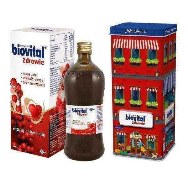 Biovital Health box - Limited Edition 1000ml UK