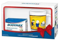 Bodymax Plus x 60 tablets + a mug as a gift.