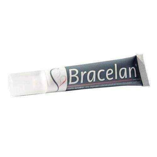 Bracelan ointment on the nipple 15g, irritated nipple