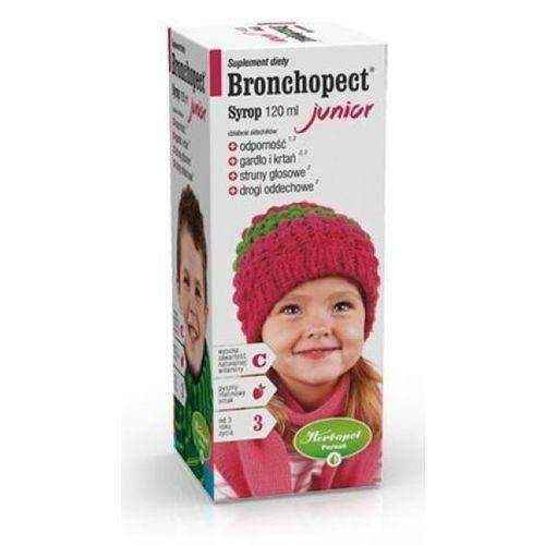 Bronchopect Junior Syrup 120ml 3+ immune booster for kids, immune system booster UK