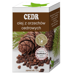 CEDR Oil of cedar nuts 100ml