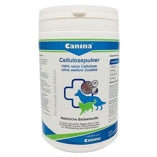 CELLULOSE POWDER Single feed for dogs, cats UK