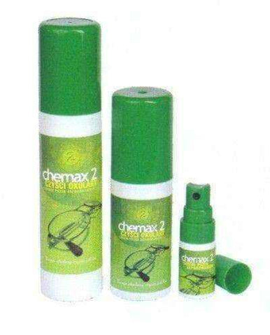 CHEMAX 2 Spray for glass cleaner green 25ml