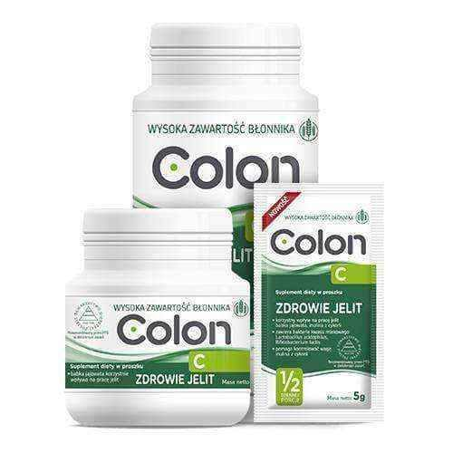COLON C powder 100g UK