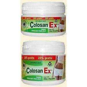 COLOSAN EX 120g colon cleanse at home