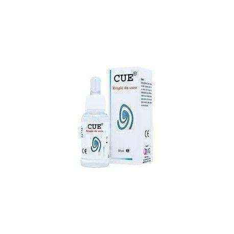 CUE treatment of otitis ear drops 30ml