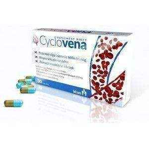 CYCLOVENA x 30 capsules venous insufficiency