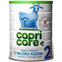 Capricare 2 Next milk based on goats milk from the age of 6 months 400g UK