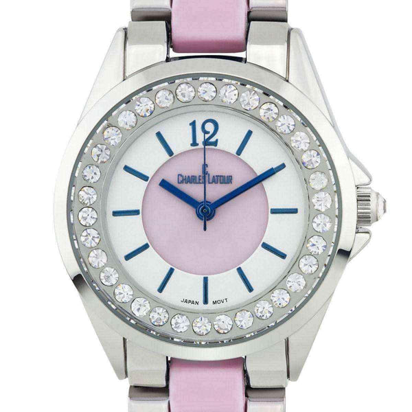 Ladies watches - Ladies Pearlized Dial Watch