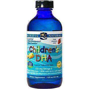 Children's DHA liquid 237ml