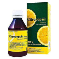 Citropepsin oral liquid 180ml.