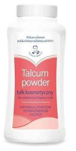 Cosmetic talc for daily body hygiene 100g