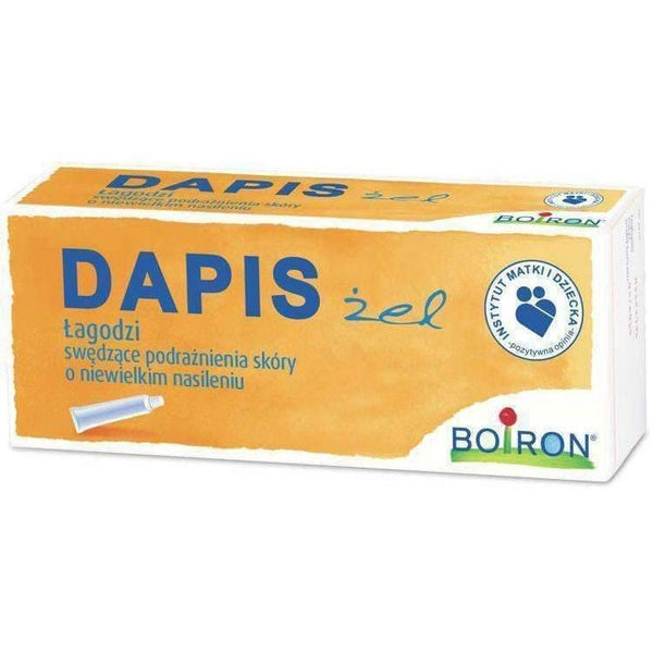 DAPIS gel 40g discomfort associated with bitten by mosquitoes, ants, horseflies and ticks