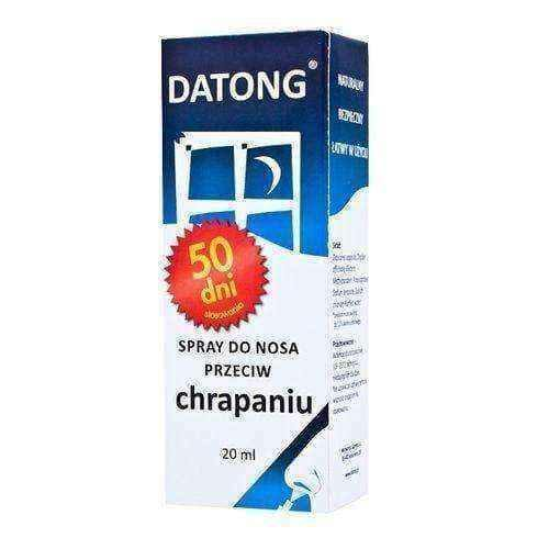 DATONG nasal spray for snoring 20ml.