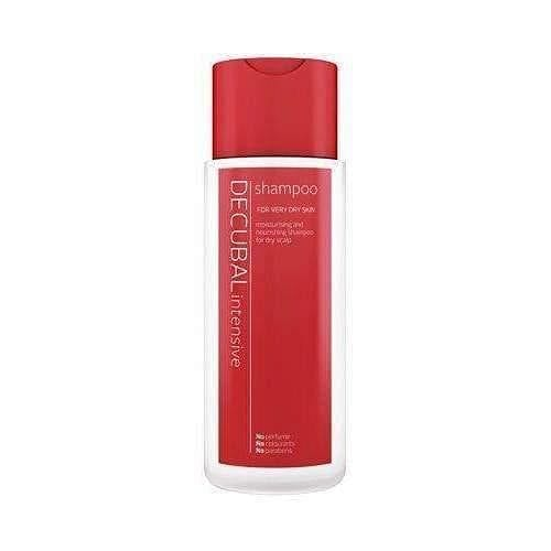 DECUBAL Intensive Shampoo 200ml
