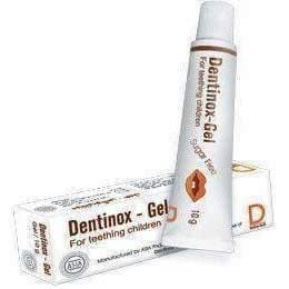 DENTINOX - N Gel 10g painful teething, and inflammation