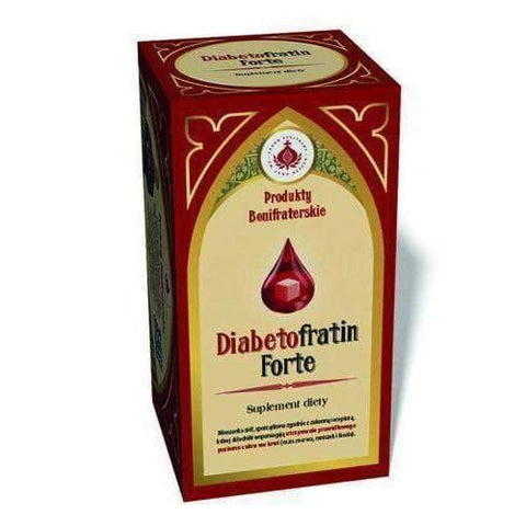 DIABETOFRATIN FORTE 2g x 30 sachets lowering the level of glucose in the blood