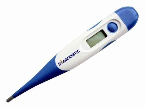 DIAGNOSTIC T-02 Electronic thermometer 1 pc.