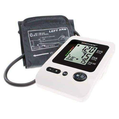 DIAGNOSTIC DM-300 IHB Automatic blood pressure meter x 1 piece