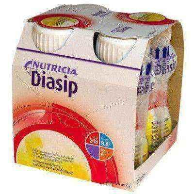 DIASIP Vanilla 200ml x 4 pieces