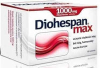 DIOHESPAN MAX x 60 tablets UK