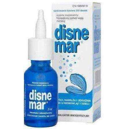 Nasal spray for dry nose DISNEMAR for children 25ml