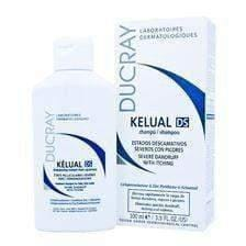 DUCRAY KELUAL DS Specialist Anti-Dandruff Shampoo 100ml associated with itching