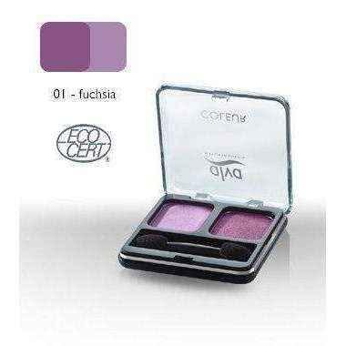 DUET eye shadow 01 - Fuchsia 4 g, eyeshadow