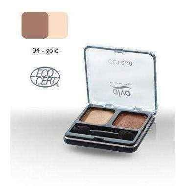 DUET eye shadow 04 - Gold 4 g, eyeshadow