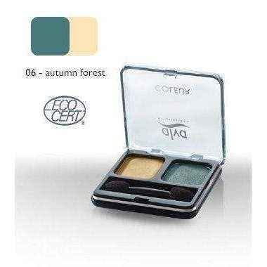 DUET eye shadow 06 - Autumn Forest 4 g, eyeshadow