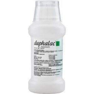 DUPHALAC syrup 300ml constipation relief UK