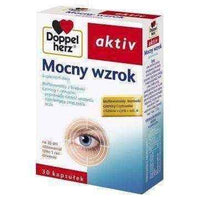 Doppelherz Activ Strong Vision x 30 caps. eye fatigue UK