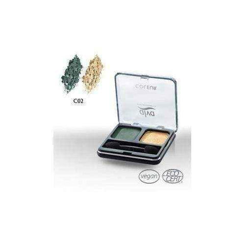 Duet cream eye shadow C2 - Green Crush 4g