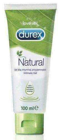 Durex Natural Gel for intimate pleasure 100ml