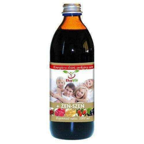EKAVIT + GINSENG liquid 1000ml
