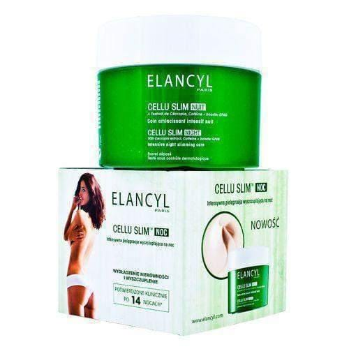 ELANCYL CELLU SLIM INTENSIVE care cream for the night 250ml