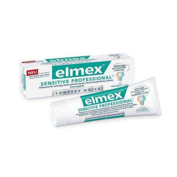 ELMEX Professional Sensitive toothpaste 75ml