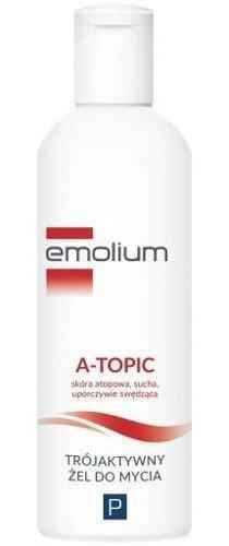 EMOLIUM A-Topic Tri-active body wash gel 200ml.