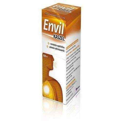 ENVIL Cough Syrup 30mg / 5ml 100ml 12+ natural cough remedies