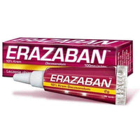ERAZABAN cream 10% 2g, hsv medicine, cold sore remedies, docosanol.