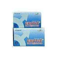 EROTIC Men x 20 capsules, adult products